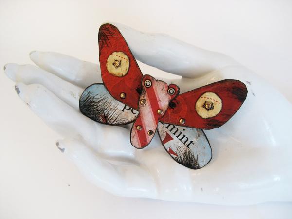 Minty Fresh Moth