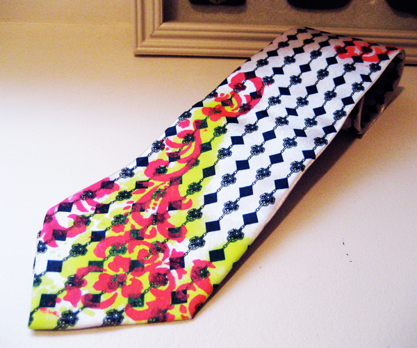 Boredroom Ties: Ballistic
